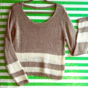 Crochet 🧶 sweater, super cute